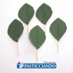 Selling on-line of Foglie albicocca per martorana 100pz