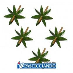 Selling on-line of Foglie pomodoro per martorana 100pz