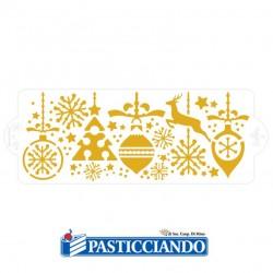 Selling on-line of Stencil decori di Natale