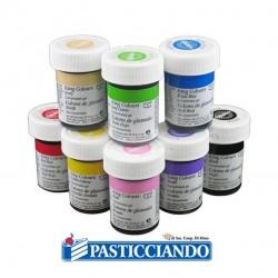 Selling on-line of Set 8 coloranti in gel assortiti