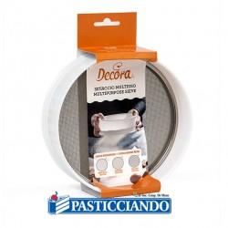 Selling on-line of Setaccio con 3 maglie Decora