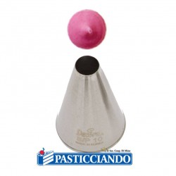 Selling on-line of Cornetto tondo liscio n. 10