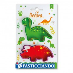 Selling on-line of Tagliapasta dinosauri 2pz Decora
