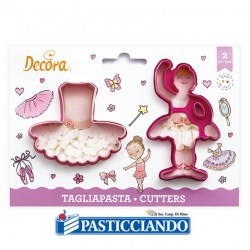 Selling on-line of Tagliapasta ballerina Decora
